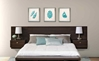Marcello Deluxe Storage Platform Bed with Included Headboard - PBO-BHHQ-0520-2K