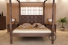 Tropical Canopy Platform Bed - PBO20
